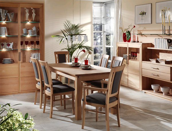 Мебель из массива дерева: некоторые особенности