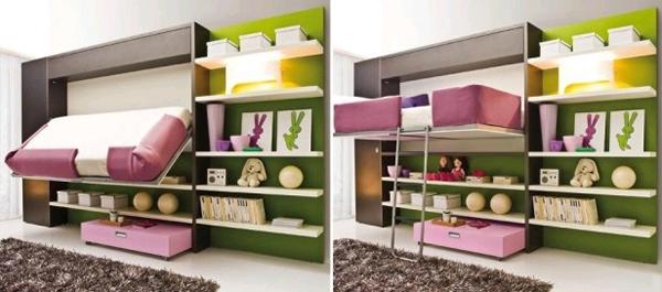 Многофункциональная мебель для малогабаритных квартир