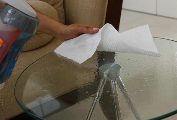 Как восстановить блеск стекла?