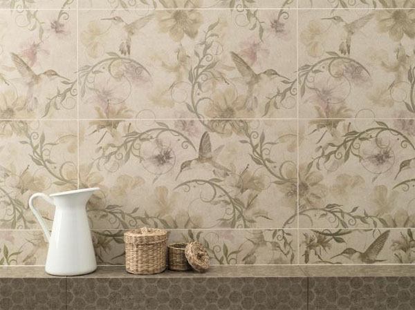 Ванная комната в английском стиле: деревенский уют и тепло