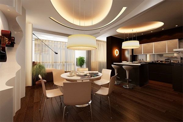 Особенности элитного дизайна интерьера квартиры