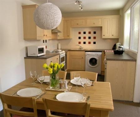 Нюансы выбора мебели для маленькой кухни