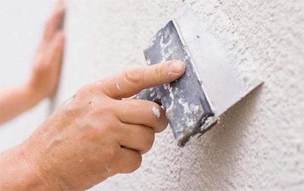 Шпаклевка стен: полезные советы
