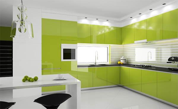 Современная мебель для кухни: отличительные особенности