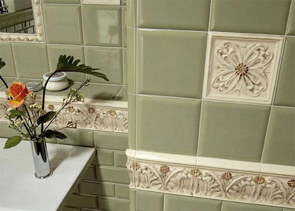 Выбираем плитку для ванной: основные правила