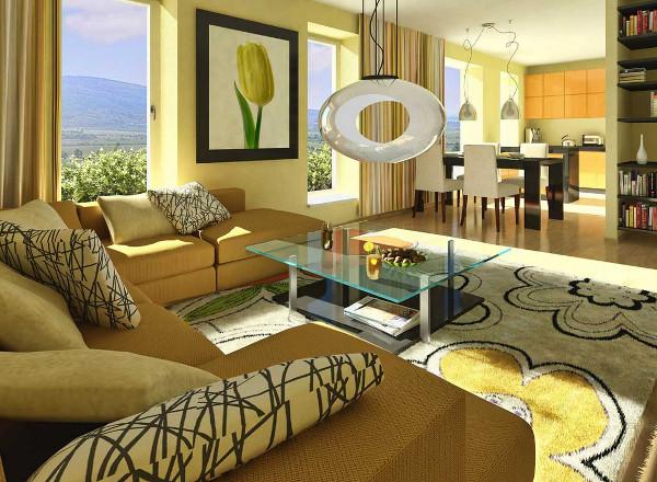 Обставляем гостиную: как подобрать мебель в соответствии со стилем интерьера