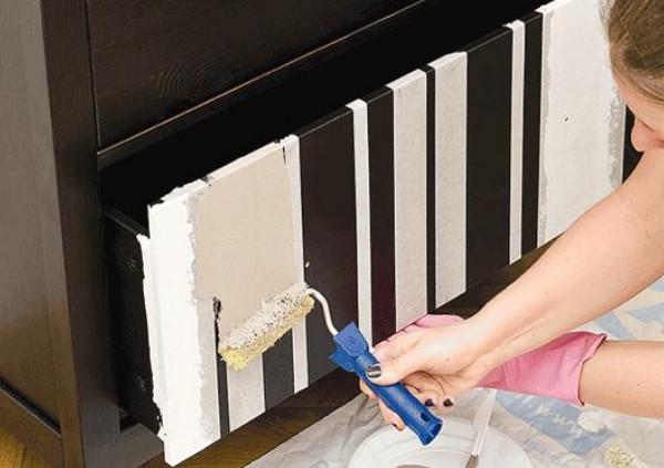 Ремонт шкафа своими руками: способы и материалы