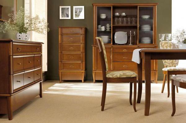 Главные преимущества деревянной мебели