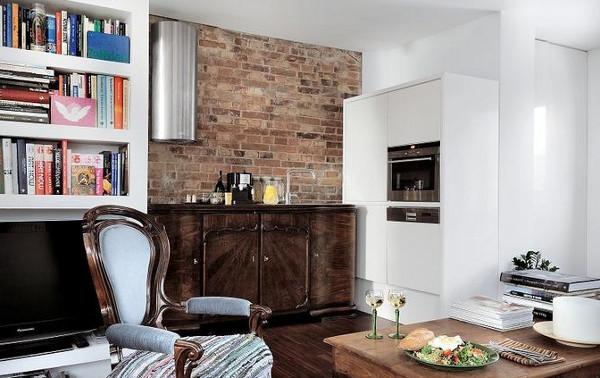 Состаренная мебель, как элемент изысканного декора