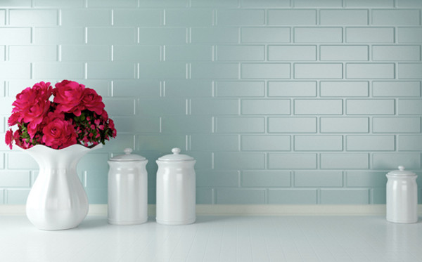 Альтернативы кухонному фартуку из керамической плитки