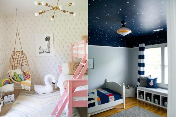 Как украсить детскую комнату: советы эксперта
